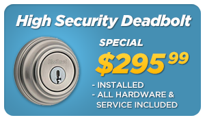 Locksmith-Langley High Security Locks