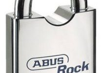 "Abus ""Rock"" Padlock 