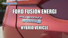 Open Locked 2017 Ford Fusion Ford Fusion Energi Hybrid  | Mr. ProLock™
