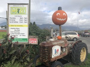 Chilliwack Corn Maze & Pumpkin Farm | Mr. Pro Locksmith