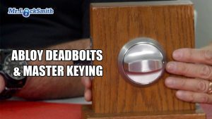 Abloy Deadbolts and Master Keying | Mr. Prolock Blog