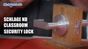 Schlage ND Classroom Security Lock | Mr. Locksmith Blog