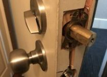 Break-In Repair Door & Replace Deadbolt | Mr. Prolock Blog