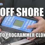 Off Shore Auto Key Programmer Clones | Mr. Prolock Video