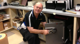 Certificate Institutional Locksmith | Mr. Locksmith